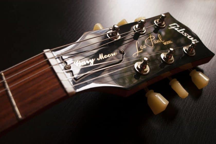 Bass guitar standard tuning