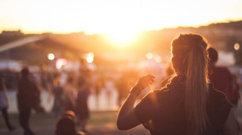 Booking slots at festivals