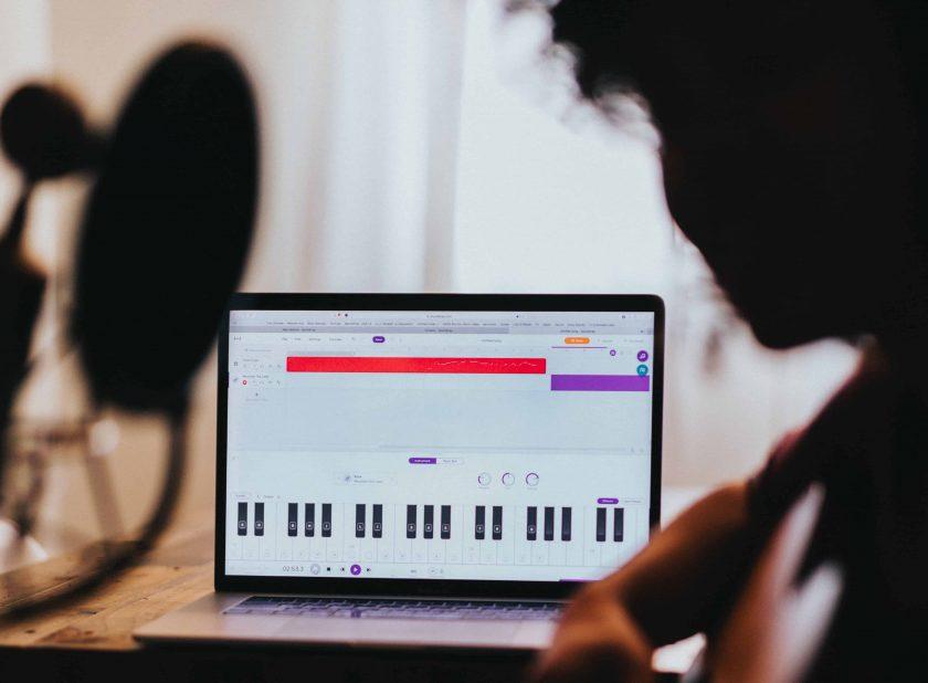 Home recording studio kit