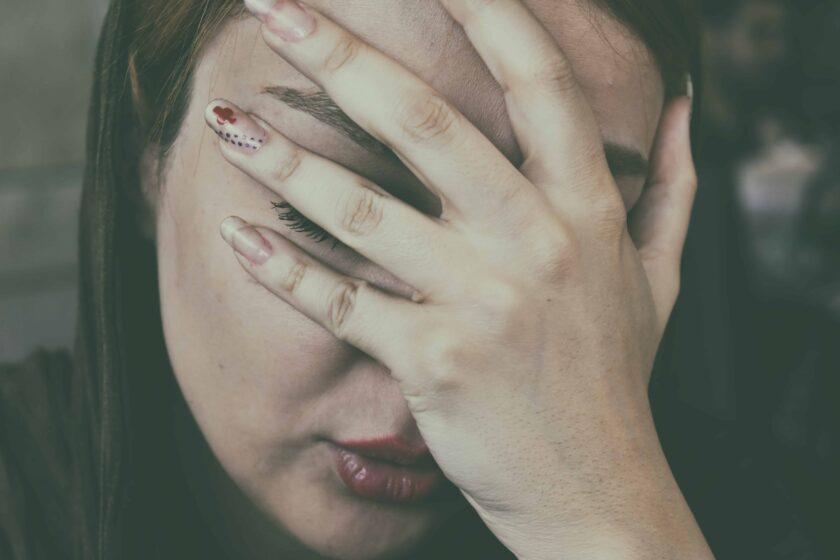 Sinus headache after singing
