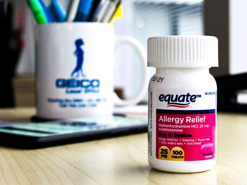 seasonal allergies and hoarseness