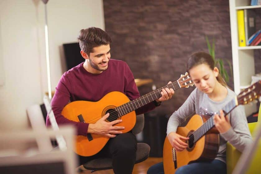 The best age to learn guitar