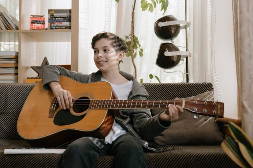 best age to learn guitar