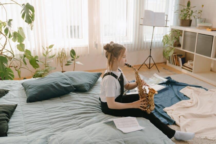 explaining music notes to kids